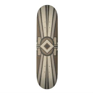 Neutral Deco Panel II Skateboard Deck