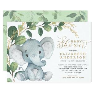 neutral elephant soft greenery gold baby shower invitation r8e7e0b91020c47d28df60678e0c25e54 6gduf 307
