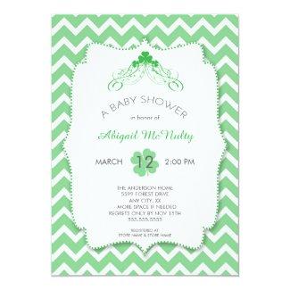 Neutral gender St Patrick's Day Baby Shower