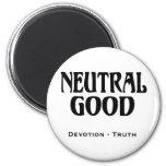 """Neutral Good"" Refrigerator Magnet"