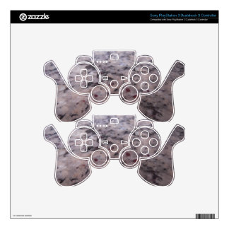 Neutral Granite Photography PS3 Controller Skin