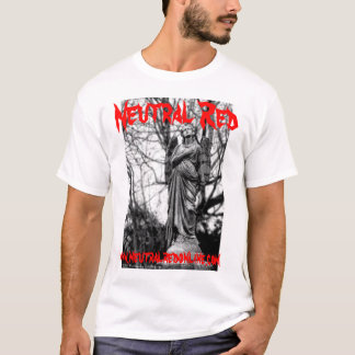 neutral red shirt