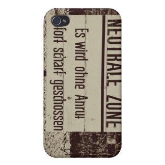 Neutral Zone iPhone 4/4S Case