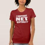 Neutralidad neta camisetas