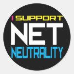 Neutralidad neta de Suppor Pegatina