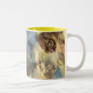 Neutrality Two-Tone Coffee Mug