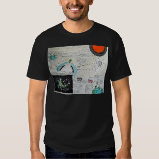 Neutrino are Gravity,.JPG T-Shirt