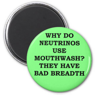 NEUTRINO.png 2 Inch Round Magnet