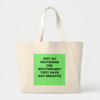 NEUTRINO.png Jumbo Tote Bag