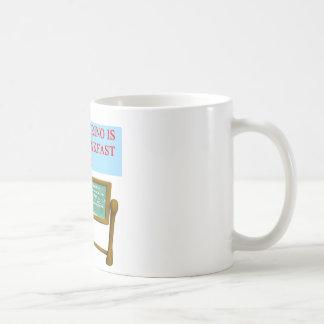 NEUTRINO quantum mechanics physics joke Coffee Mug