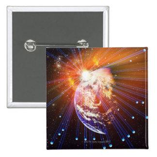 Neutrinos 2 2 inch square button