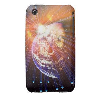 Neutrinos 2 Case-Mate iPhone 3 case
