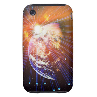 Neutrinos 2 iPhone 3 tough cover