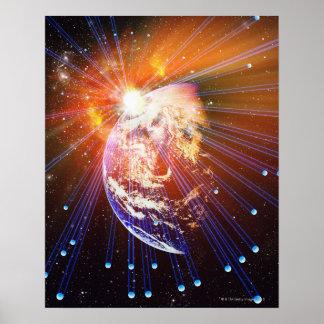 Neutrinos 2 poster