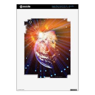 Neutrinos 2 skin for iPad 3