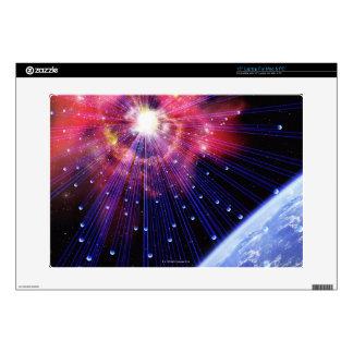 "Neutrinos 3 decals for 15"" laptops"