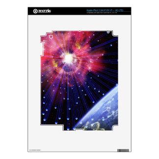 Neutrinos 3 iPad 3 skin