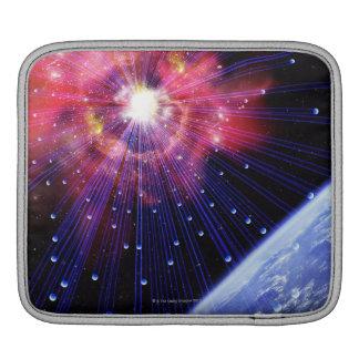 Neutrinos 3 iPad sleeves