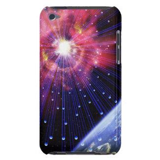Neutrinos 3 iPod Case-Mate case