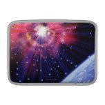 Neutrinos 3 MacBook air sleeves