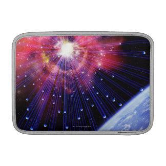 Neutrinos 3 MacBook sleeve