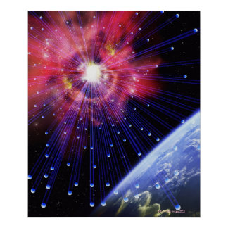 Neutrinos 3 poster