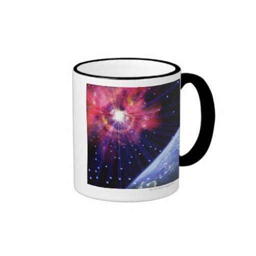 Neutrinos 3 tazas de café