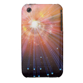Neutrinos iPhone 3 Case