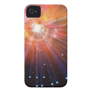 Neutrinos iPhone 4 Case-Mate Case