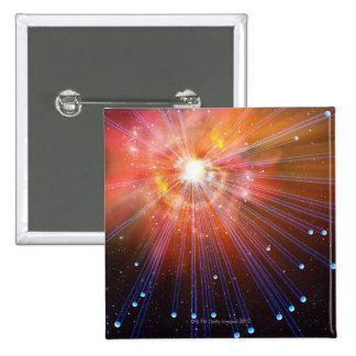 Neutrinos Pinback Button