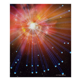 Neutrinos Poster