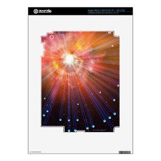 Neutrinos Skins For iPad 3