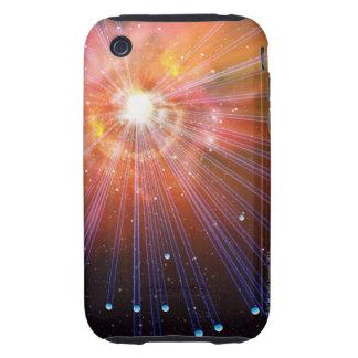 Neutrinos Tough iPhone 3 Case