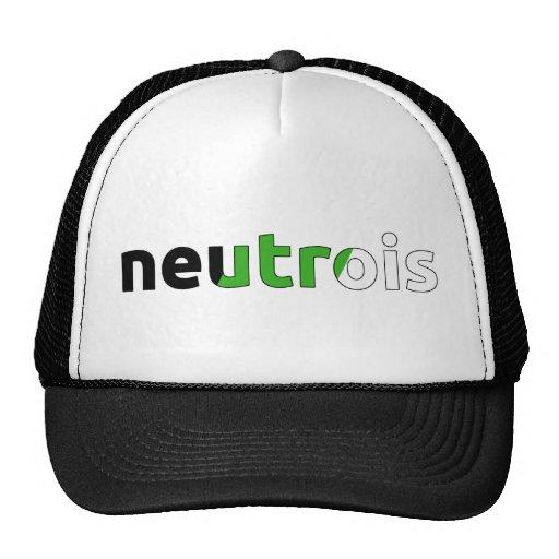 Neutrois cap trucker hat
