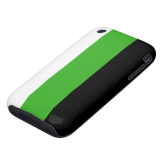 Neutrois flag case tough iPhone 3 cases