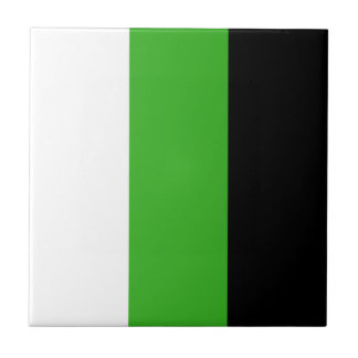 Neutrois flag tile