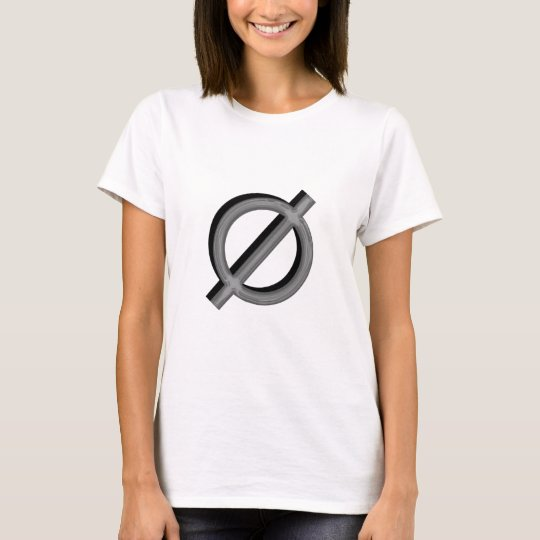 Neutrois in 3d T-Shirt