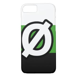 NEUTROIS PRIDE FLAG AND SYMBOL iPhone 8/7 CASE