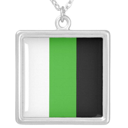 Neutrois Pride necklace