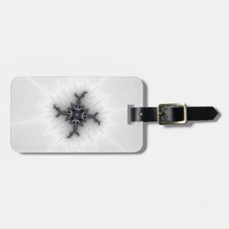 Neutron Star - Fractal Art Bag Tag