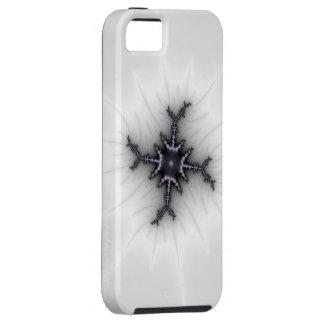 Neutron Star - Fractal Art iPhone SE/5/5s Case