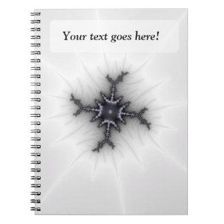 Neutron Star - Fractal Art Notebook