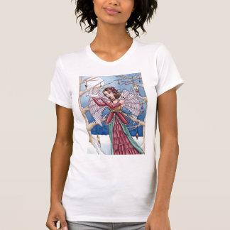 Neva - camisa del ángel del navidad