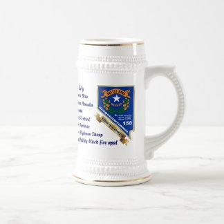 Nevada 150th anniversary View About Design Below Coffee Mug