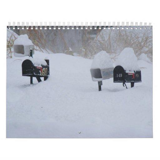 Nevada 2009 calendario