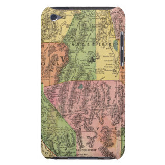 Nevada 3 iPod touch Case-Mate case