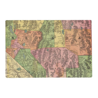 Nevada 3 placemat