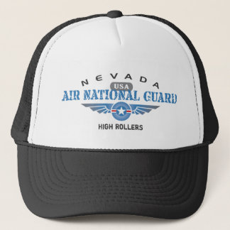 Nevada Air National Guard Trucker Hat