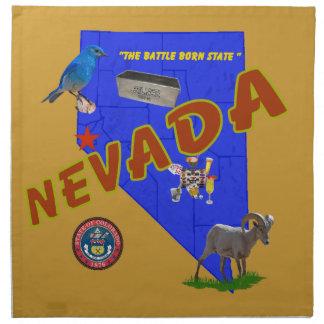 Nevada American MoJo Napkin