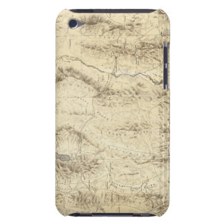 Nevada and Utah iPod Touch Cases